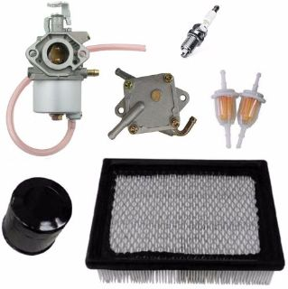 Buy Club Car DS Gas Golf Cart Tune-Up Kit 1992 & Up Carburetor Air Oil Inline Filter motorcycle in Lapeer, Michigan, United States, for US $153.98