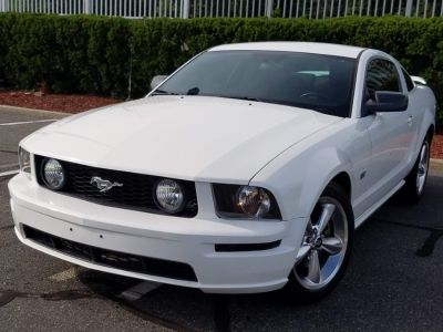2006 Ford Mustang GT Deluxe (Performance White)