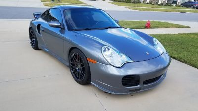 2003 996 Turbo with Factory Aero Kit For Sale