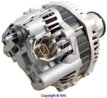 Sell NEW PONTIAC GTO ALTERNATOR 2005 2006 6.0L WHIT Decoupler Pulley Generator motorcycle in Porter Ranch, California, US, for US $151.83