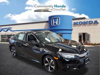 2018 Honda CIVIC SEDAN touring (Crystal Black Pearl)