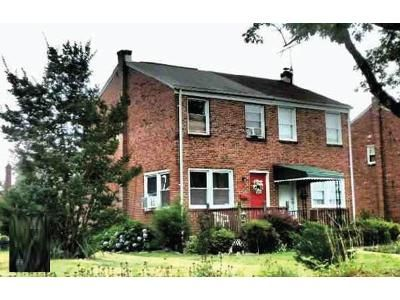 2 Bed 1 Bath Foreclosure Property in Baltimore, MD 21206 - Wilke Ave