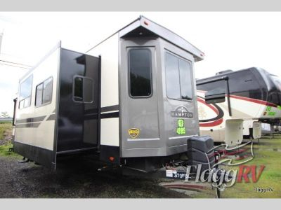 2019 Crossroads Rv Hampton HP370FDL