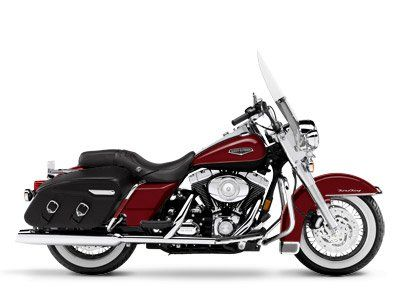 2007 Harley-Davidson FLHRC Road King Classic Touring Motorcycles Greensburg, PA