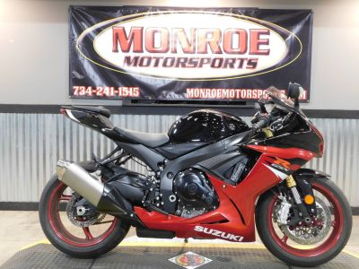 2018 Suzuki GSX-R750 SuperSport Motorcycles Monroe, MI