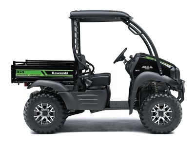 2019 Kawasaki Mule SX 4X4 XC SE Side x Side Utility Vehicles South Hutchinson, KS