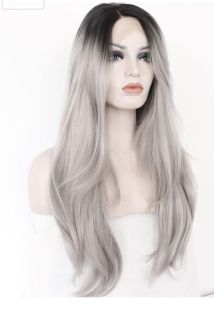 22 lace front wig NEW in bag