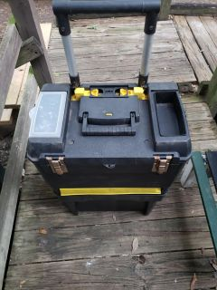 2 in 1 TOOLBOX USED!