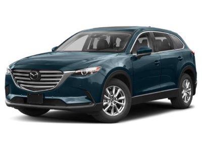 2019 Mazda CX-9 Touring (Jet Black Mica)