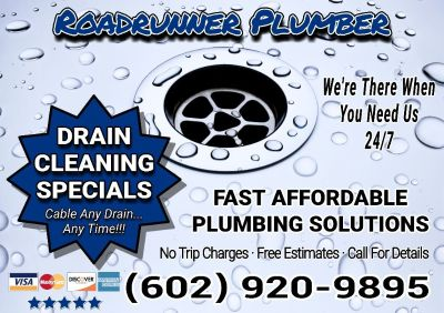 🚰 Fast Affordable Plumbing ► 24/7 Drain Cleaning ► Plumber