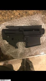 For Trade: AR15 Rock River Stripped upper and lower Brand New