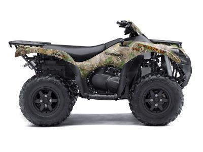 2017 Kawasaki Brute Force 750 4x4i EPS Camo Sport-Utility ATVs Wilkes Barre, PA