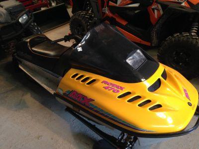 1993 Ski-Doo MX 470 Snowmobile -Trail Elkhorn, WI