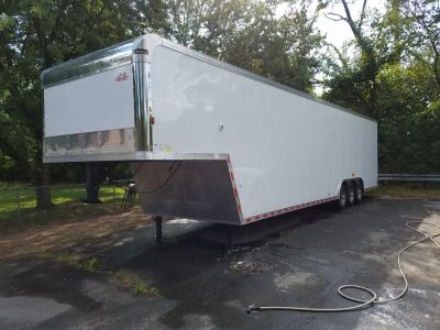 40 ft Gooseneck Trailer