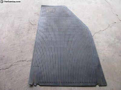 Orig VW Split Standard Front Passenger Floor Mat