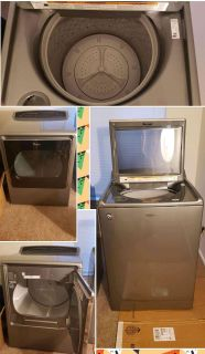 Whirlpool Washer and Dryer set; (BRAND NEW) SOLD ASAP PLZ