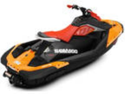 2018 Sea-Doo Spark 2up Trixx iBR