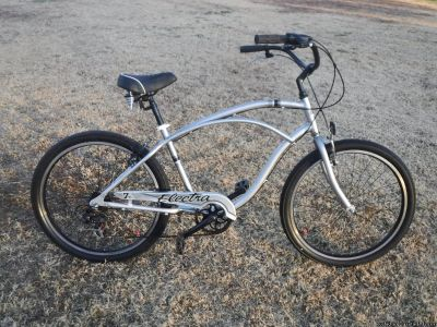 "Electra 7 Classic 26"" Men's Cruiser by Christopher Metcalfe Creations"