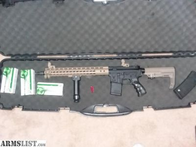 For Sale/Trade: Spike tatical punisher 300blk out