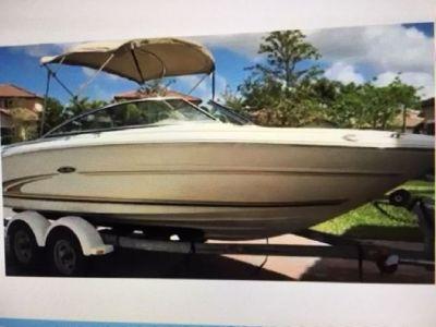 Boat 2000 Searay 190