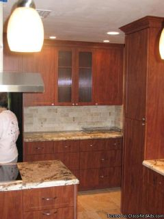 Custom Cabinets, Boca Raton, Fl. Cabinet Refacing, Kitchen & Bathroom Remodeling