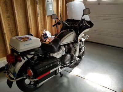 1994 Kawasaki KZ 1000 POLICE