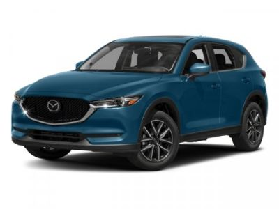 2017 Mazda CX-5 Grand Touring (Jet Black Mica)