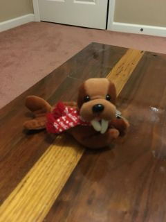 Coca Cola Bean Bag plush. Brown seal with Coca Cola scarf. Has tag. Gallatin unless going to H ville.