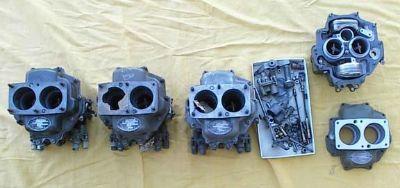 Buy Four (4) Stromberg Model NA-Y5G3 carburetors motorcycle in Eldon, Missouri, US, for US $600.00