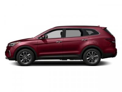 2018 Hyundai Santa Fe GLS (Regal Red Pearl)