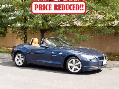 2011 BMW Z4 sDrive30i (Deep Sea Blue Metallic)