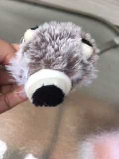 Cute dog toy yes- squeaks