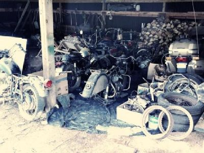 $35,000 OBO huge assortment of indian motorcycle parts for sale