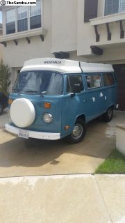 78 Bus Full Camper reduced price