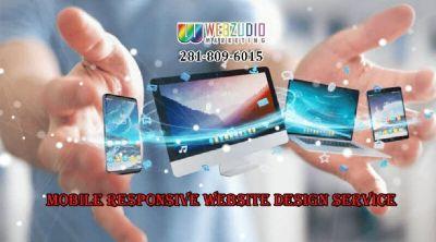 Mobile responsive Website Design Houston