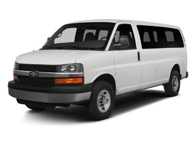 2014 Chevrolet Express 3500 LT 3500 (Summit White)