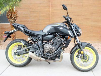 2018 Yamaha Motor Corp., USA MT-07 Sport Motorcycles Kingman, AZ