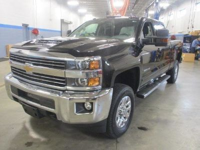2017 Chevrolet Silverado 3500HD LT (Black)