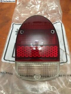 NOS Polimatic Tail Light Lens (113 945 242)