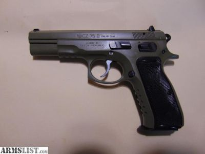 For Sale: CZ-75...................