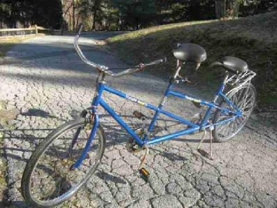 $60 Bicycle built for 2 (Elkridge)