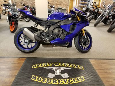 2018 Yamaha YZF-R1 SuperSport Motorcycles Statesville, NC