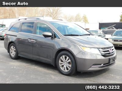 2015 Honda Odyssey EX-L w/DVD (Gray)