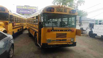 1990 Blue Bird Bus All American