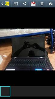 2014 Hp thin  laptop $300 0bo