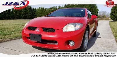 2007 Mitsubishi Legend GT (Pure Red)