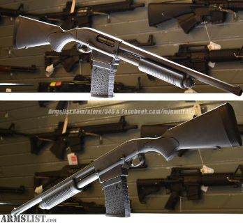 "For Sale: BRAND NEW Remington 870 DM in 12ga, 2-3/4"" & 3"" w/ 6rd Detachable Box Magazine"