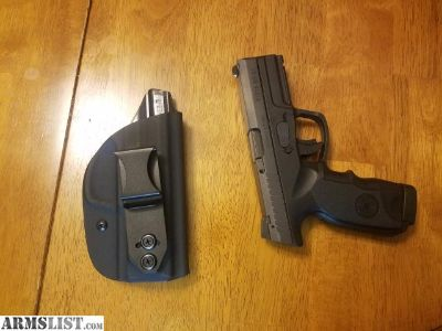 For Sale: Steyr M9-A1 & Vedder holster
