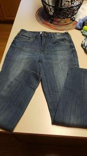 PacSun brand high-rise skinny jeans. Size 26