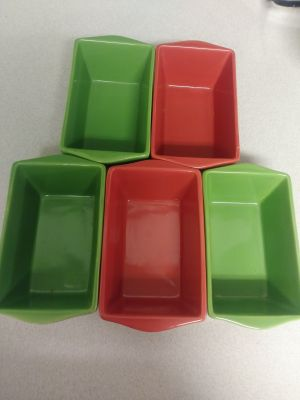 Mini loaf pans. All for 5$ great for individual baking gift ideas